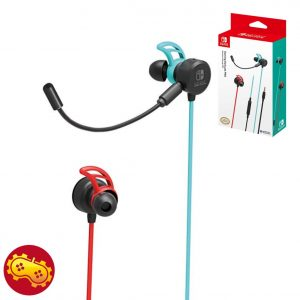 Gaming Earbuds Pro of Nintendo Switch