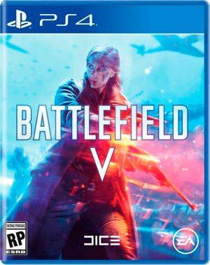 Portada del juego Battlefield V - PlayStation 4