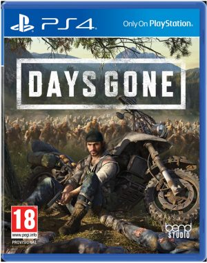 Portada del juego Days Gone - PlayStation 4