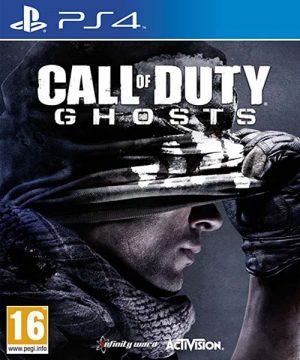 Portada del juego Call of Duty: Ghosts - PlayStation 4