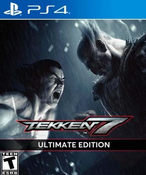 Portada del juego Tekken 7 Ultimate Edition - PlayStation 4
