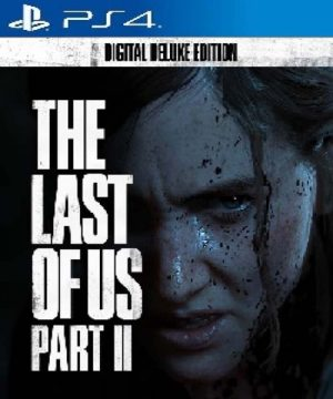 Portada del juego The Last of Us Part II: Delux Edition - PS4