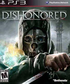 Portada del juego Dishonored - PlayStation 3