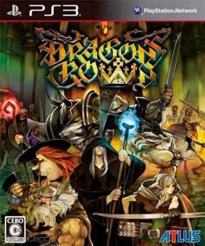 Portada del juego Dragon's Crown - PlayStation 3