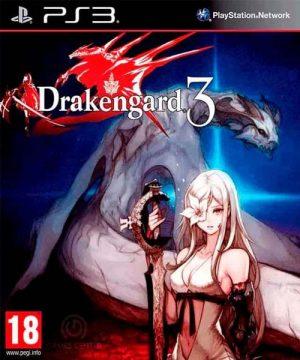 Portada del juego Drakengard 3 - PlayStation 3