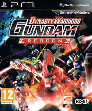 Portada del juego Dynasty Warrior: Gundam Reborn - PS3