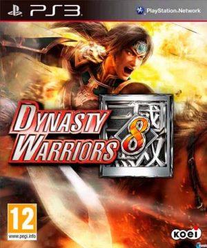 Portada del juego Dynasty Warriors 8 - PS3