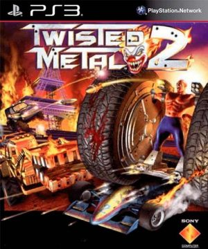 Portada del juego Twisted Metal 2 - PlayStation 3