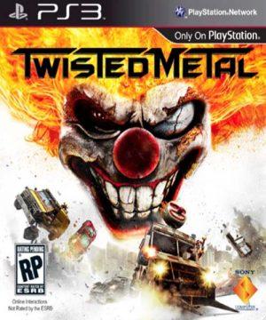 Portada del juego Twisted Metal - PlayStation 3