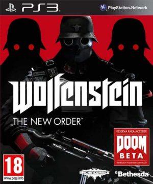 Portada del juego Wolfenstein: The New Order - PS3