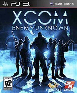 Portada del juego Xcom: Enemy Unknown - PS3