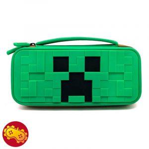 Estuche Protector - Nintendo Switch - Minecraft Edicion Especial