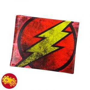 Billetera de DC Comics - FLASH
