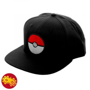Gorra Pokemon - Pokebola