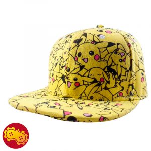 Gorra Pokemon - Pikachu Multiple