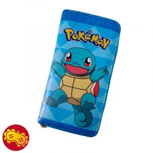 Billetera de Pokémon - Squirtle
